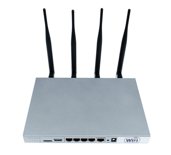 i-Access Compact - Wifi Hotspot from 50 to 850 users