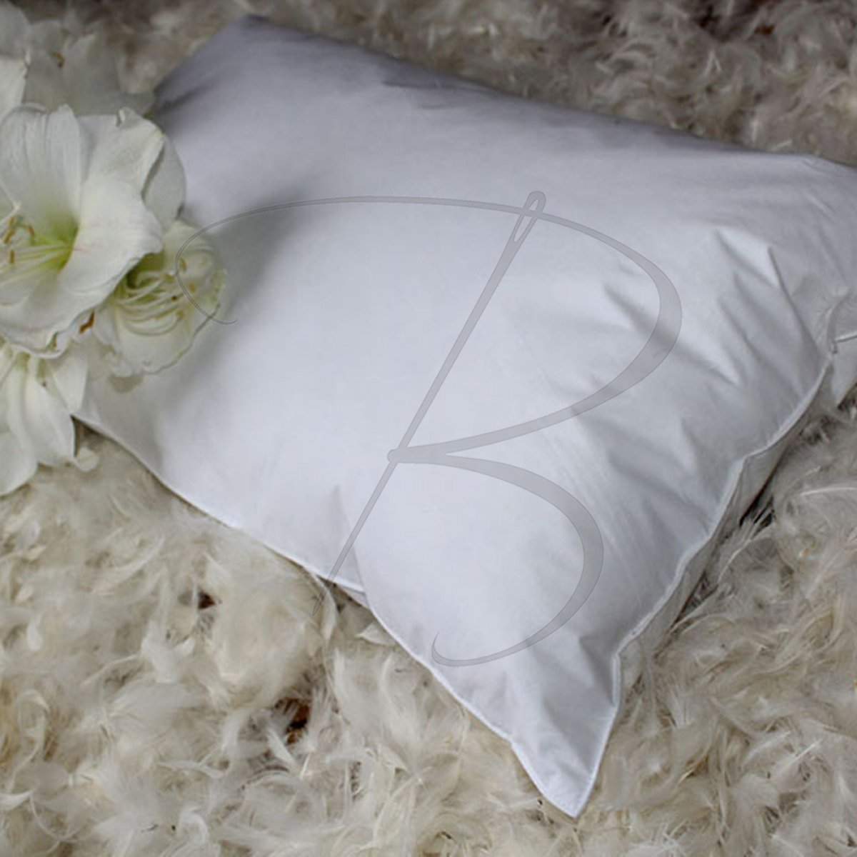 Natural pillow HIMALAYA - 65 x 65