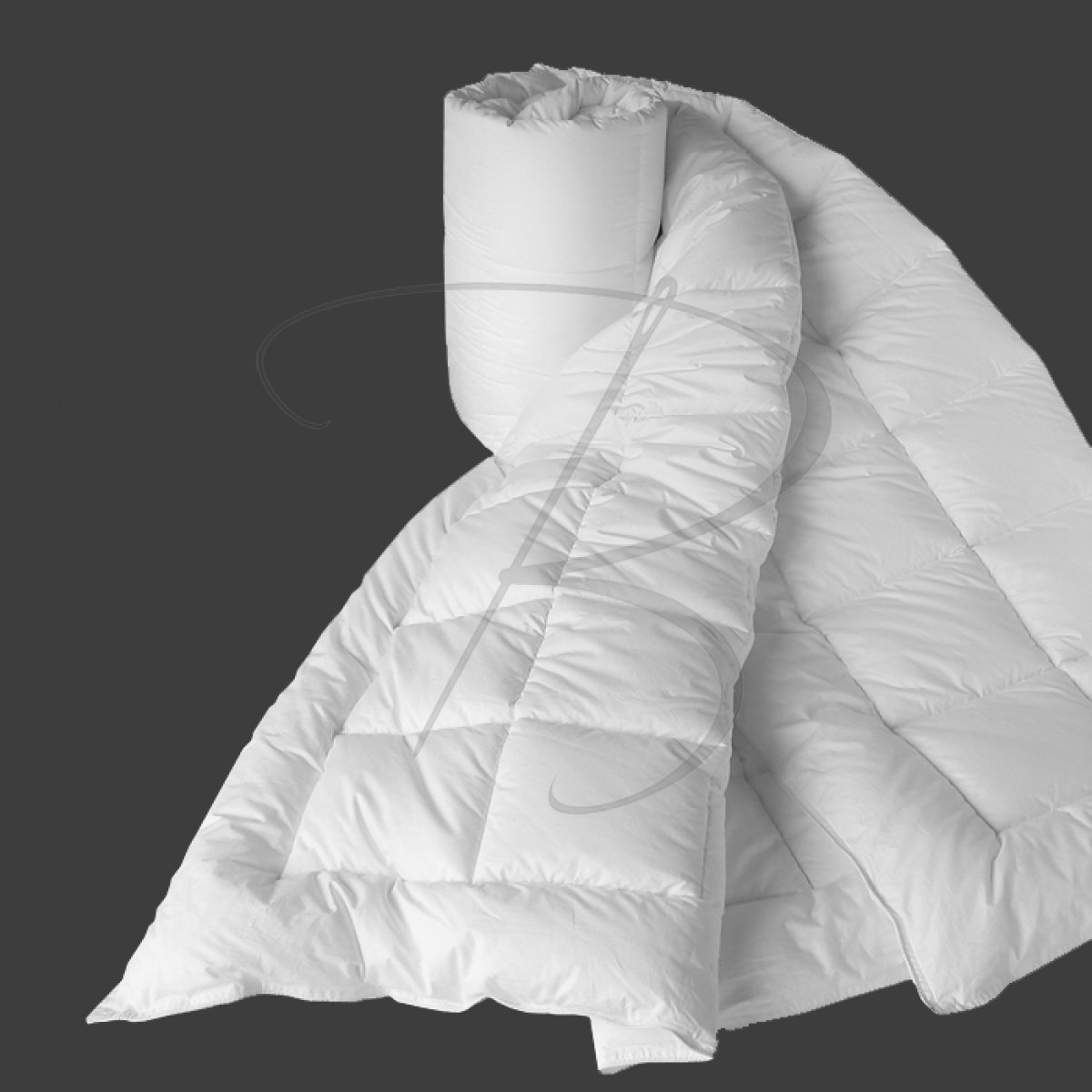 Synthetic comforter TIGNES - 400g/m² - 260 x 240